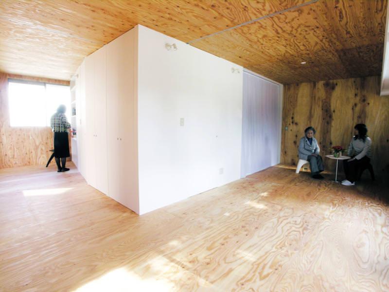 マガリカドの家