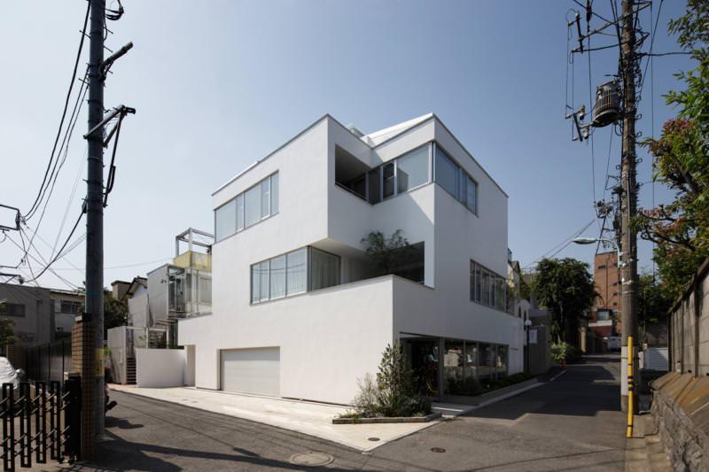 SHIRO building