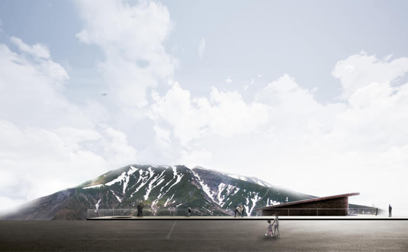 御嶽山ビジターセンター