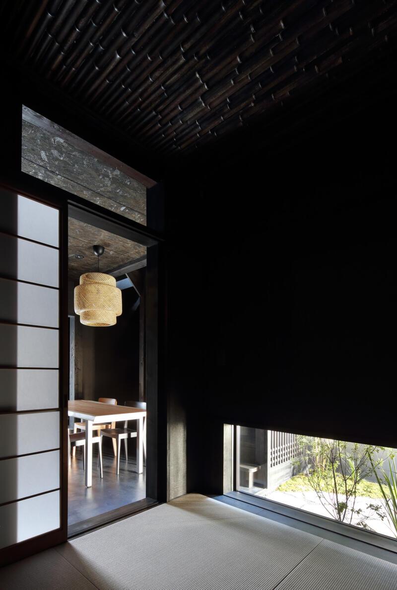 京町家旅館 宵の竹
